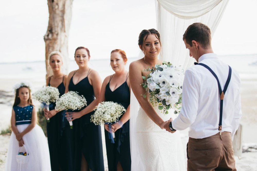 Top Noosa Heads Wedding Portraits, Sunshine Coast - Brisbane, Sunshine Coast, Australian Destination Elopement