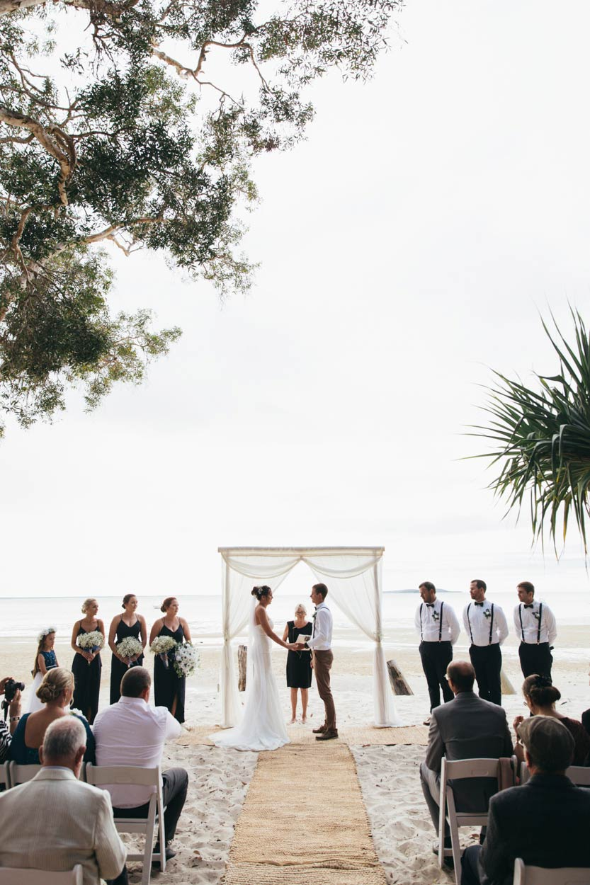 Top Noosa Main Beach, Sunshine Coast Destination Wedding Photographers - Brisbane, Australian Blog Packages