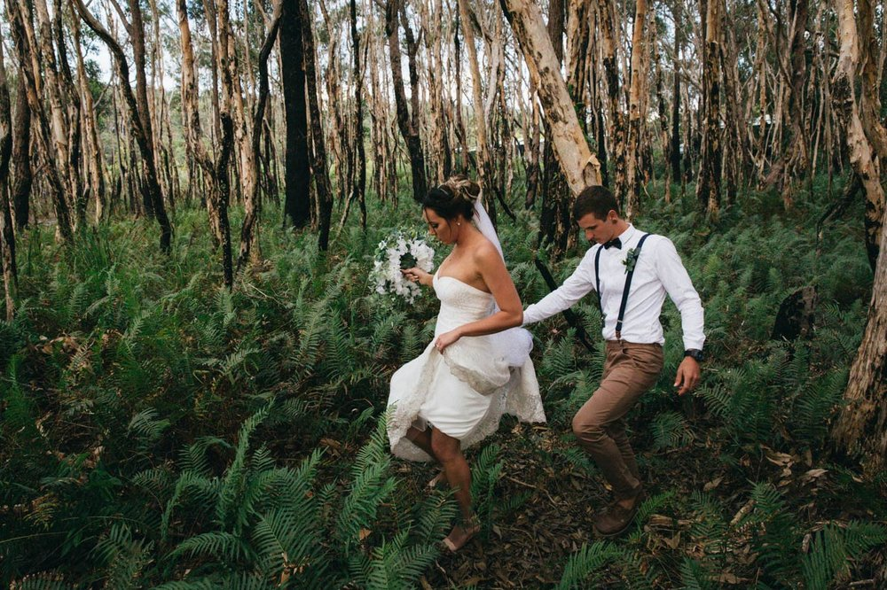 Maleny Pre Wedding Destination Photographer Portraits - Brisbane, Queensland, Sunshine Coast, Australian