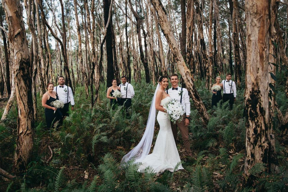 Montville Candid Wedding Destination Elopement Photographer - Sunshine Coast, Brisbane, Australian