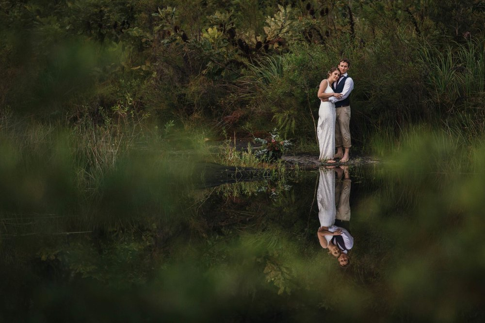 Noosa & Fraser Island Coast, Queensland Destination Wedding - Sunshine, Australian Photographer Photos
