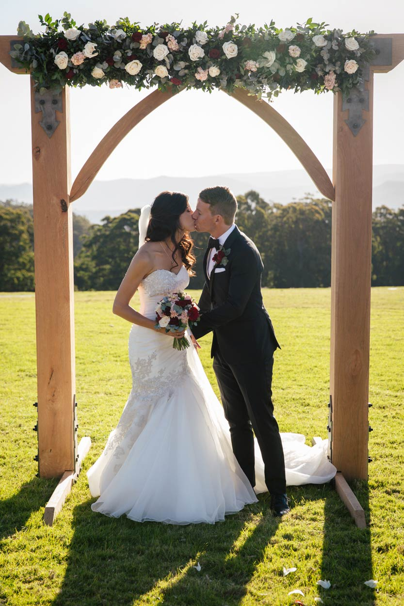 Sunshine Coast Destination Portrait Photographer - Maleny, Montville, Australian Wedding Photos