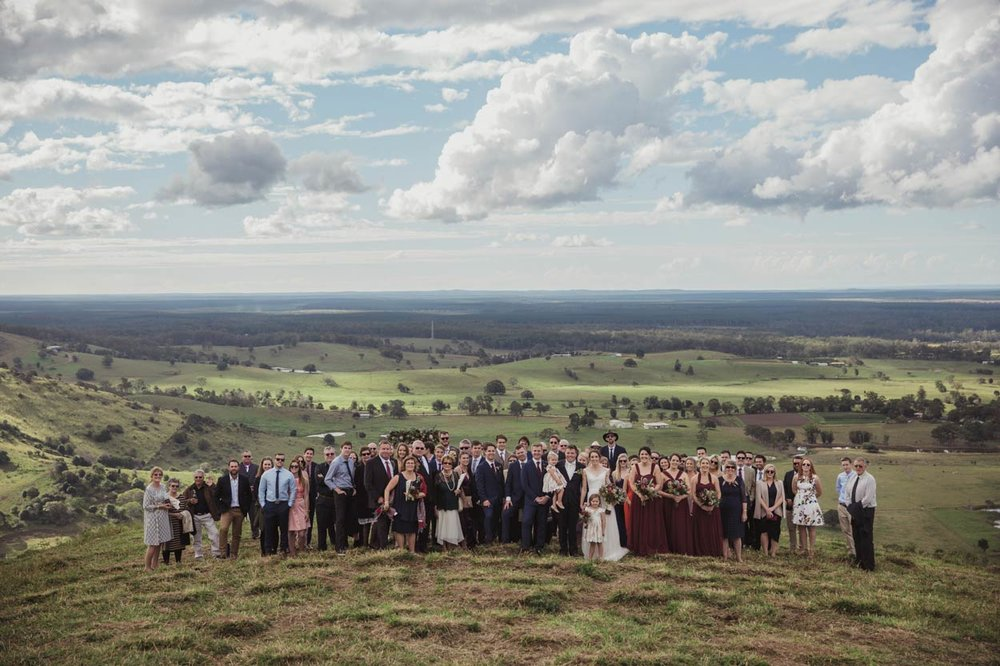 Modern Montville Destination Wedding Photographers - Sunshine Coast, Brisbane, Australian Photos