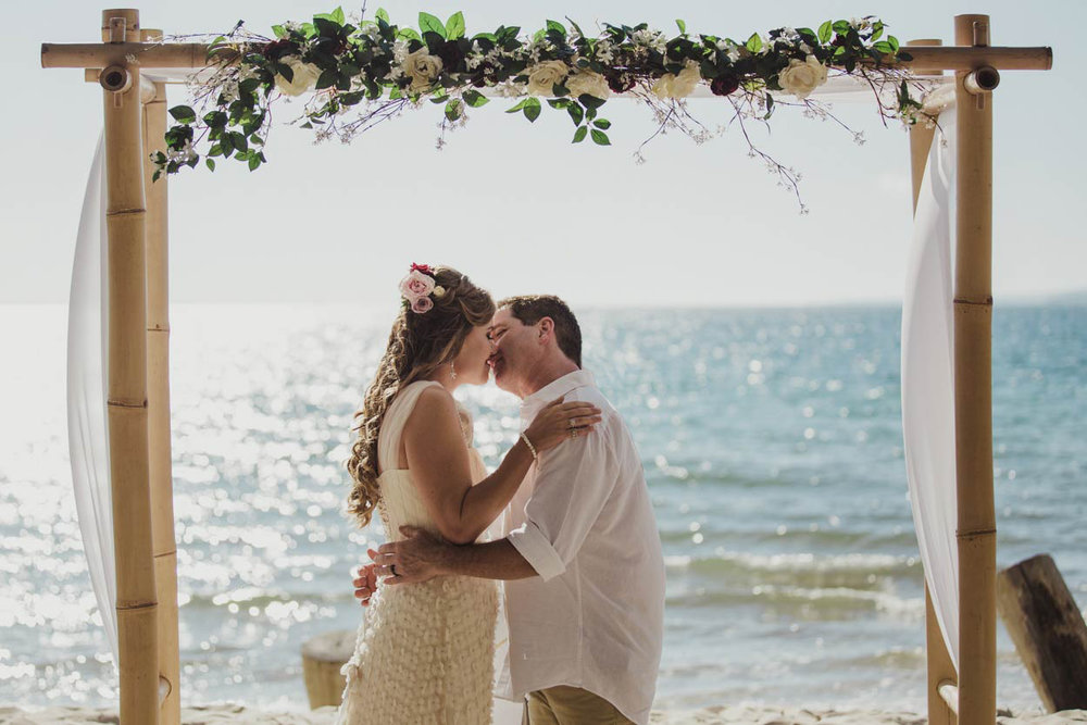 Fraser Island, Brisbane Destination Wedding Photographer - Queensland, Australian Elopement