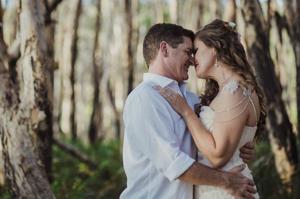 Stunning Sunshine Coast Hinterland Wedding Photographer, Maleny - Brisbane, Australian Packages