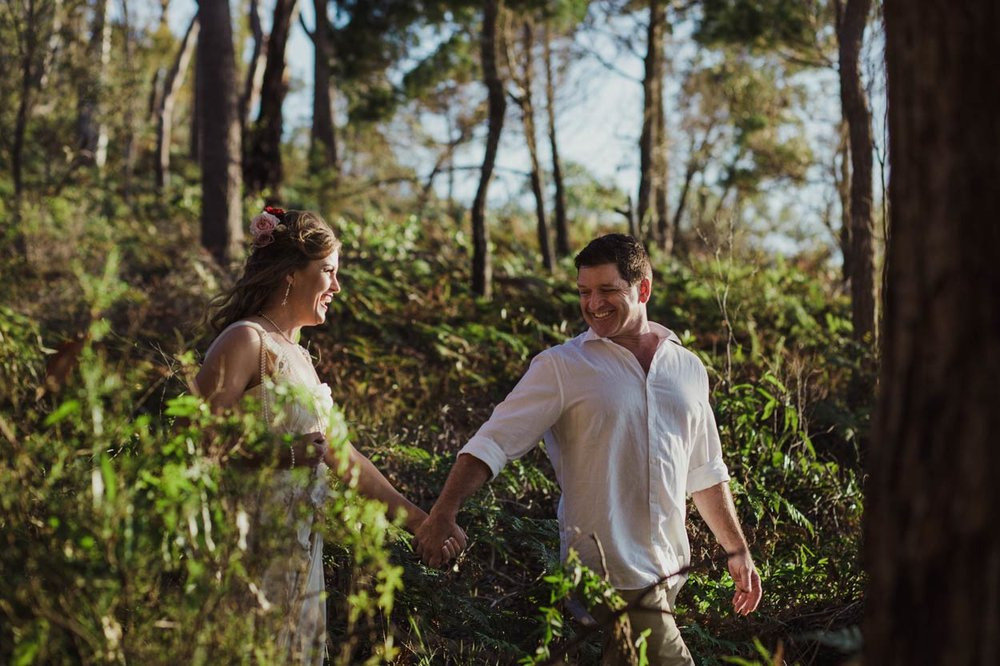 Sunshine Coast, Queensland Destination Portrait Photographer - Maleny, Montville, Australian Wedding Photos