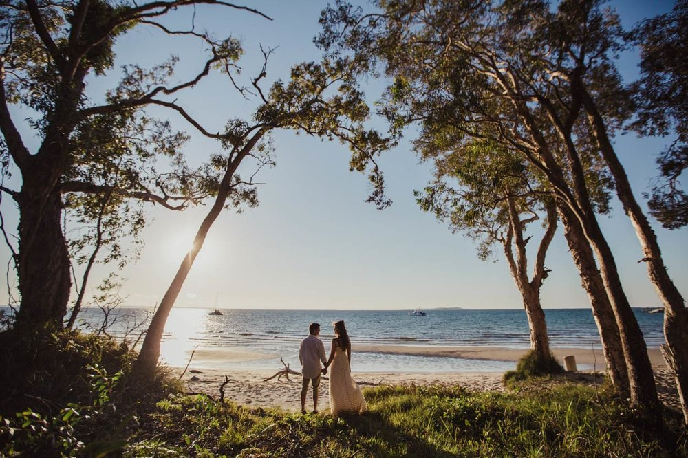 Noosa Heads, Sunshine Coast Destination Wedding Portrait Photographers - Queensland, Australian
