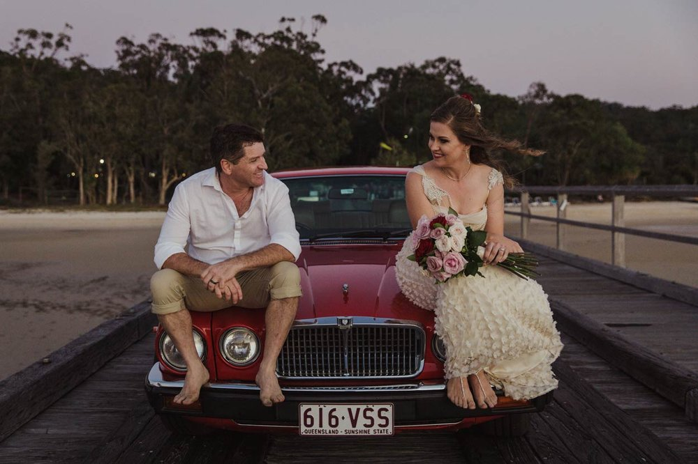 Mooloolaba, Sunshine Coast Destination Wedding Portrait Photographers - Brisbane, Queensland, Australian