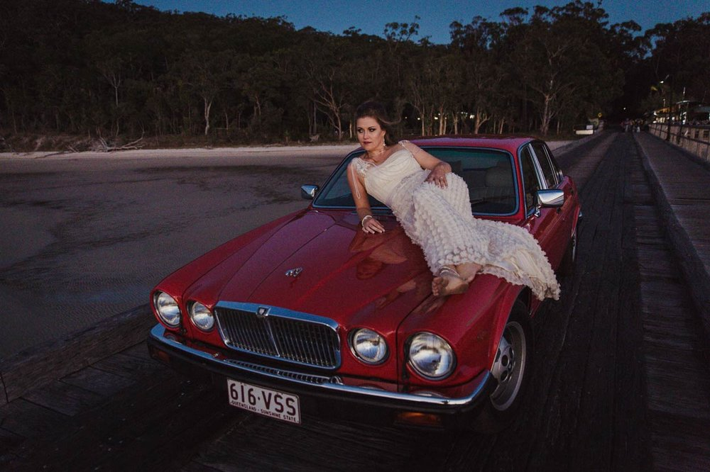 Fraser Island, Sunshine Coast Destination Wedding Portrait Photographers - Brisbane, Queensland, Australian