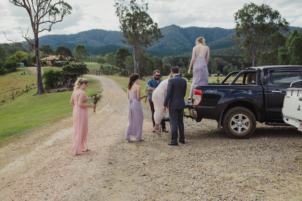 Top Yabbaloumba Retreat Eco Wedding, Sunshine Coast - Brisbane, Sunshine Coast, Australian Destination