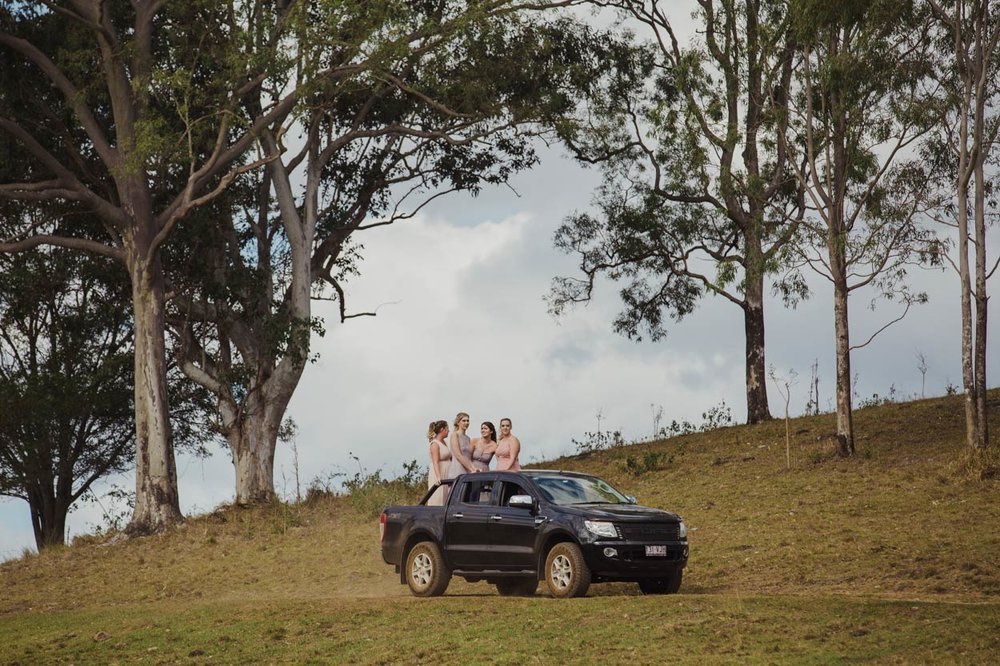 Top Noosa Hinterland Eco Wedding, Sunshine Coast - Brisbane, Sunshine Coast, Australian Destination