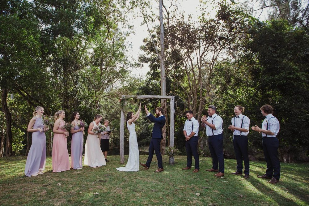 Yabbaloumba Retreat Pre Destination Wedding Photographers, Sunshine Coast - Brisbane, Queensland, Australian