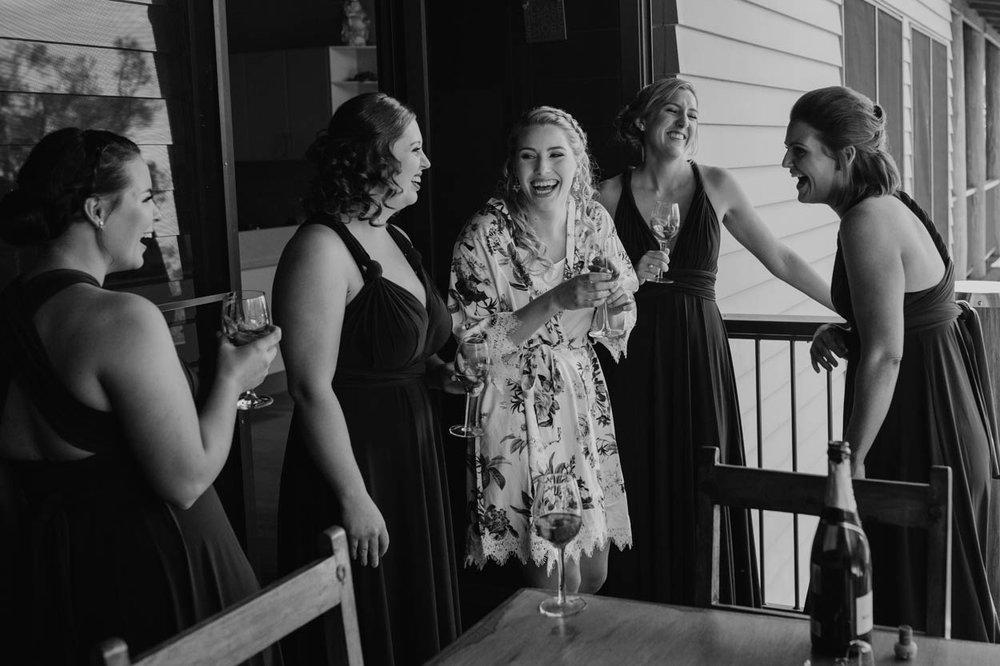 Noosa, Sunshine Coast Bridal Wedding Portraits - Brisbane, Queensland, Australian Destination Photographers