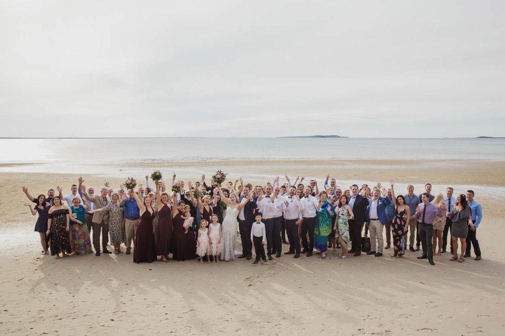 Top Photojournalistic Noosa Heads Destination Wedding - Sunshine Coast, Brisbane, Australian Photographers