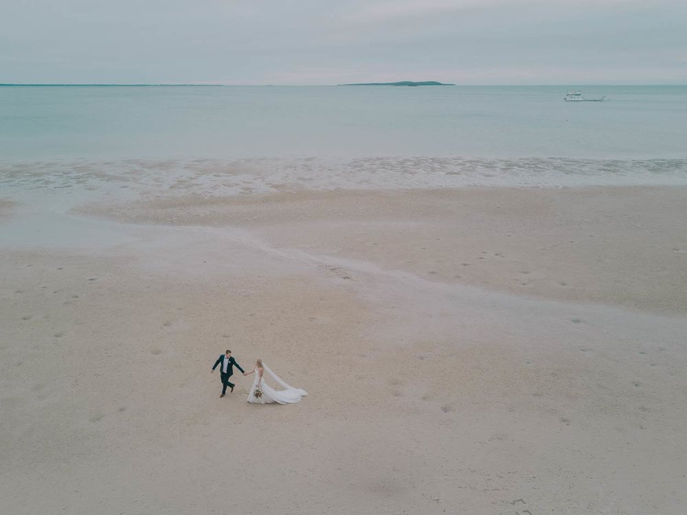 Stunning Sunshine Coast Hinterland Wedding Drone Photographer, Noosa Beach - Brisbane, Australian