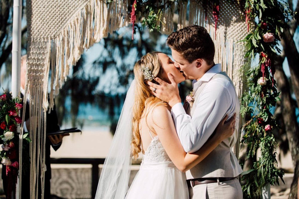 Noosa Pre Destination Wedding Photographer - Natural Queensland, Sunshine Coast, Australian Packages