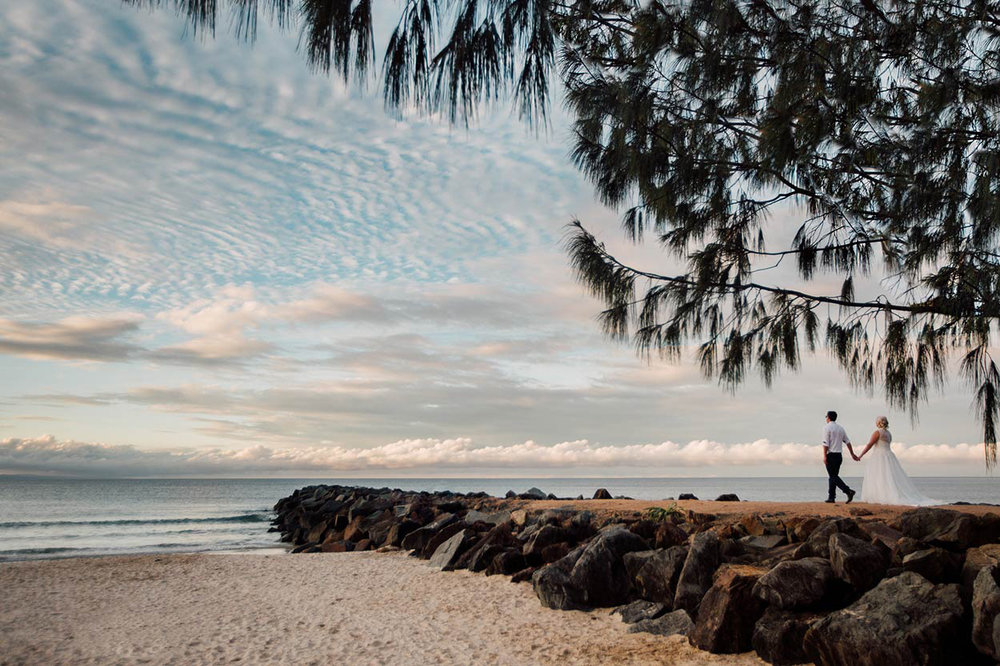 Fearless Noosa Destination Wedding, Queensland - Brisbane, Sunshine Coast, Australian Photographer