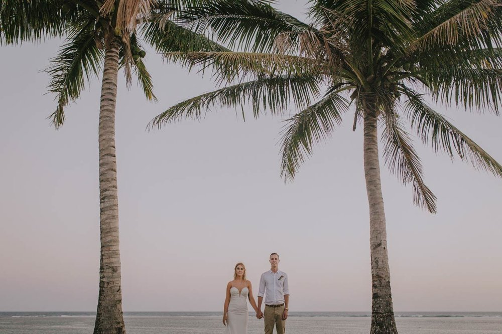 Candid Noosa Beach, Sunshine Coast Wedding - Brisbane, Queensland, Australian Destination Blog Elopement