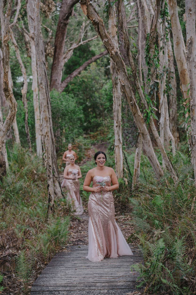 Stunning Sunshine Coast Hinterland Wedding Photographer, noosa - Queensland, Australian Drone