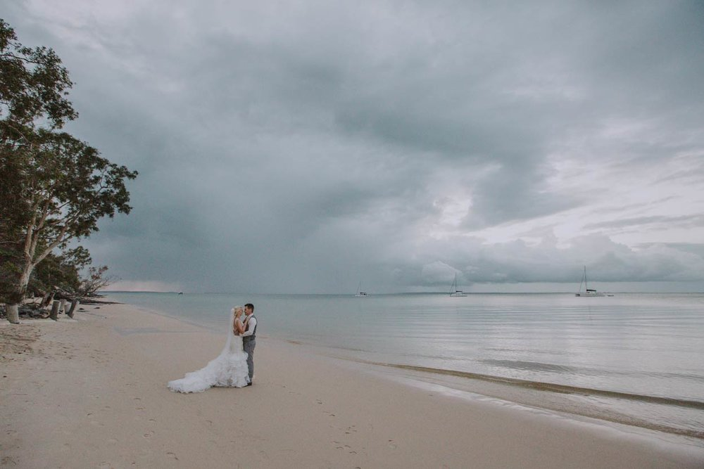 Noosa Retreat Destination Wedding - Sunshine Coast, Brisbane, Australian Blog Photographer Elopement