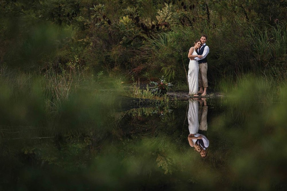Maleny, Noosa Destination Wedding Photographer Elopement Blog - Brisbane, Sunshine Coast, Australian