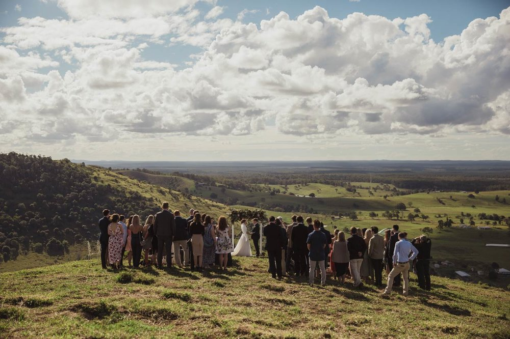 Candid Maleny & Bangalow Destination Wedding - Sunshine Coast, Queensland, Australian Photographer