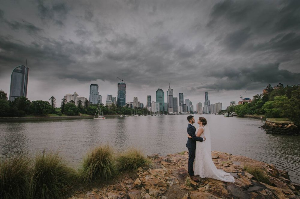 World Best Brisbane City Destination Wedding Photographer - Sunshine Coast, Queensland, Australian