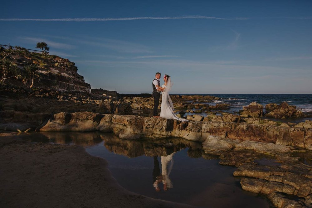 Stunning Queensland, Australian Destination Wedding Photographer - Noosa Beach, Sunshine Coast Blog