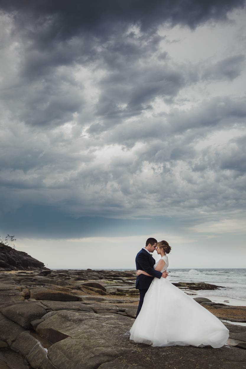 Candid Point Cartwright Destination Wedding Photos - Sunshine Coast, Queensland, Australian Photographer