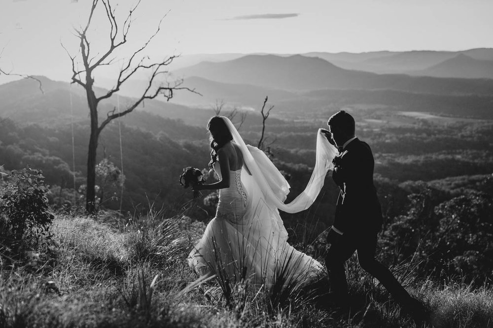 Maleny & Noosa Hinterland, Sunshine Coast - Queensland, Australian Destination Wedding Photographer