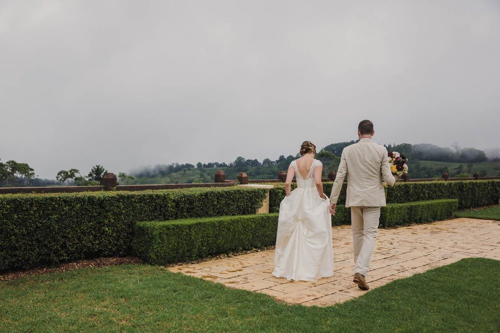 Flaxton Gardens Candid Wedding Destination Photographer - Sunshine Coast, Queensland, Australian Blog Pics