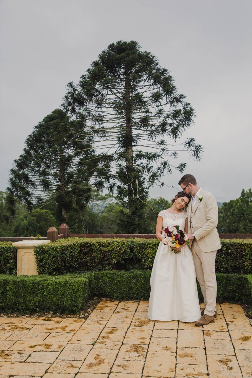 Fun Pre Destination Wedding Photographers, Flaxton Gardens - Sunshine Coast, Queensland, Australian