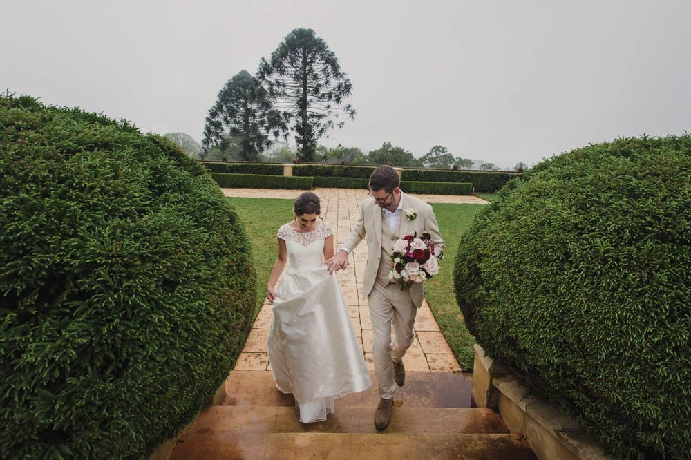 Eco Pre Destination Wedding Photographers, Flaxton Gardens - Sunshine Coast, Queensland, Australian
