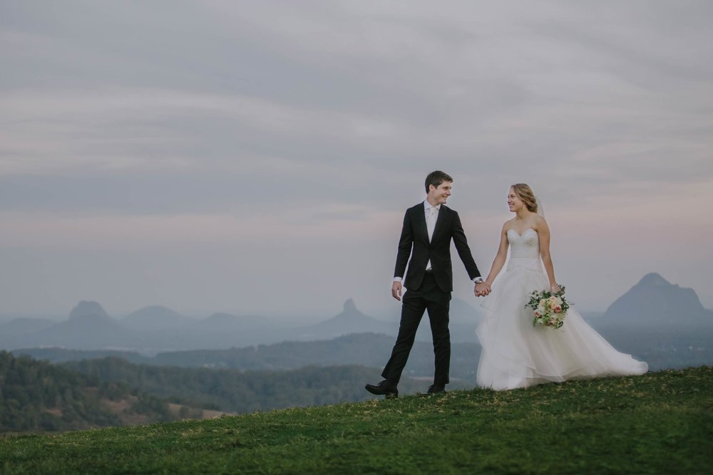 Maleny Retreat Destination Wedding Photographer - Top Sunshine Coast, Queensland, Australian Blog