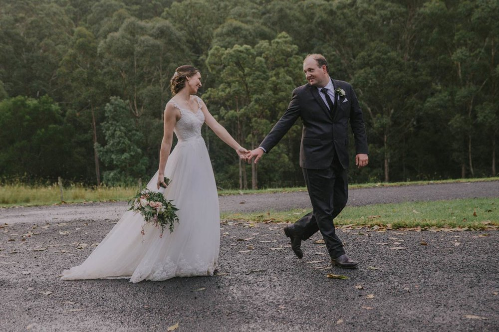 Montville Candid Wedding Destination Elopement Photographer - Sunshine Coast, Queensland, Australian Blog