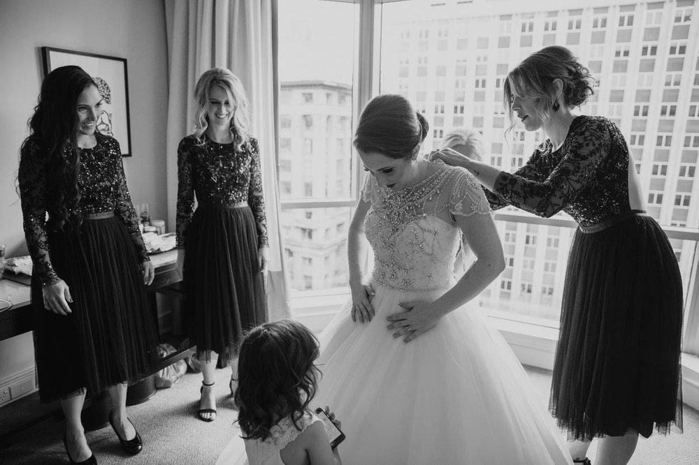 Maleny & Melbourne Drone Destination Wedding Photographer - Sunshine Coast, Queensland, Australian