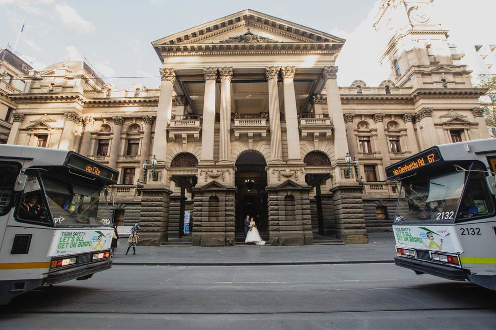 Melbourne Town Hall Destination Wedding Photographers, Noosa Heads - Brisbane, Sunshine Coast, Australian