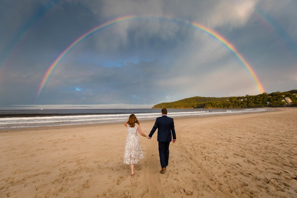 Fun Noosa Main Beach Wedding Photographer - Sunshine Coast, Queensland, Australian Destination Blog