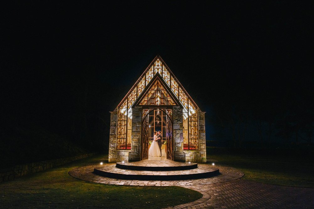Montville Chapel Destination Hinterland Wedding - Eco Sunshine Coast, Queensland, Australian Photographers