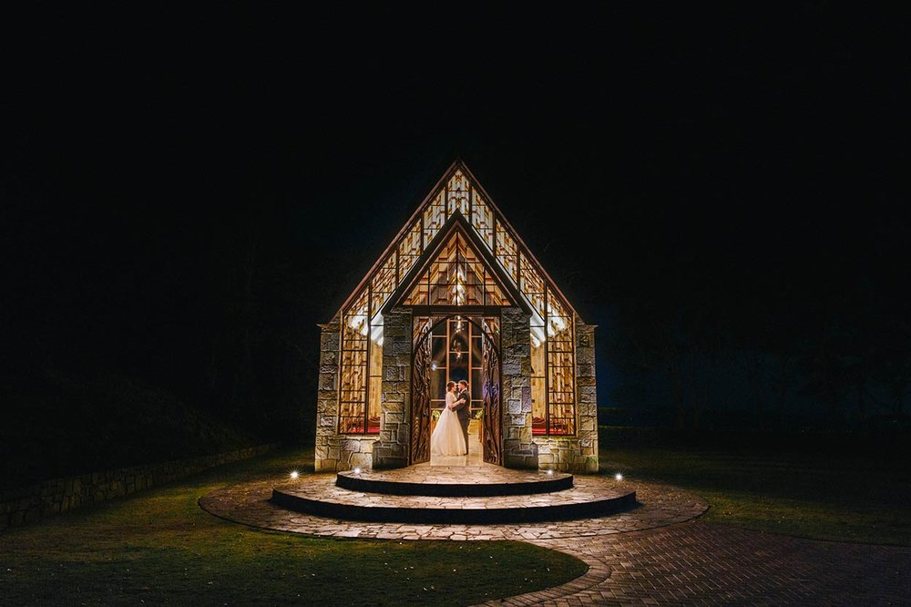 Maleny and Montville Chapel, Sunshine Coast, Queensland - Top Australian Wedding & Engagement Photographers