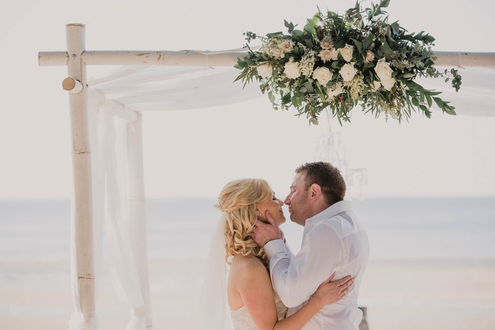 Noosa & Fraser Island Destination Wedding Blog Photos - Sunshine Coast, Queensland, Australian Beach Ceremony