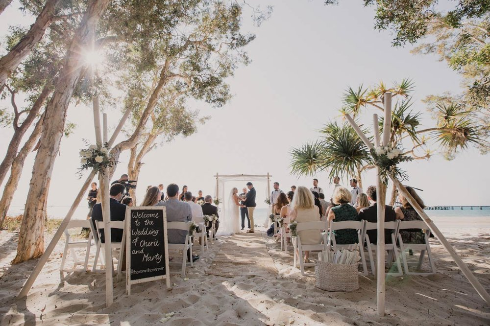 Happy Nambour to Noosa, Destination Wedding Photographers - Sunshine Coast, Queensland, Australian