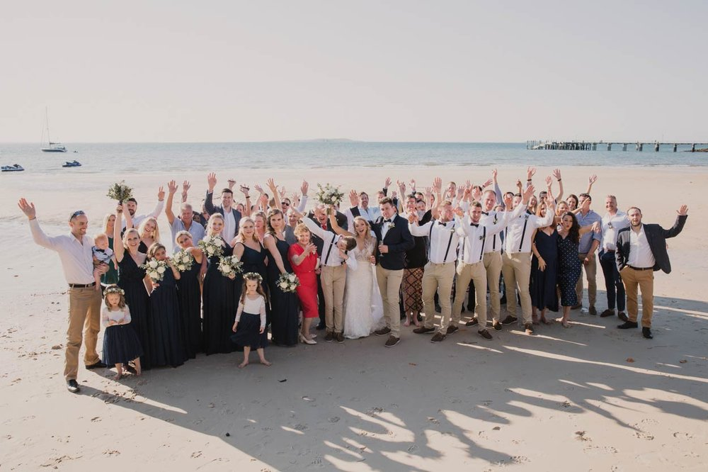 Noosa Main Beach Pre Destination Wedding Photographers - Sunshine Coast, Queensland, Australian