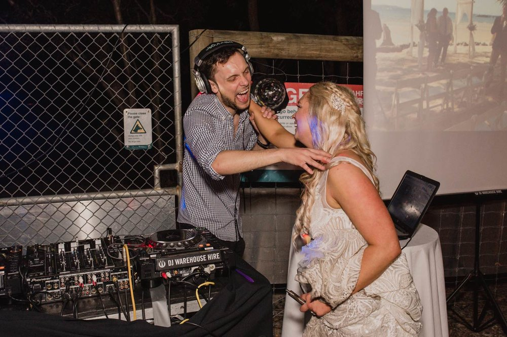 Fearless Maleny Destination Wedding, Queensland - Brisbane, Sunshine Coast, Australian Photographer
