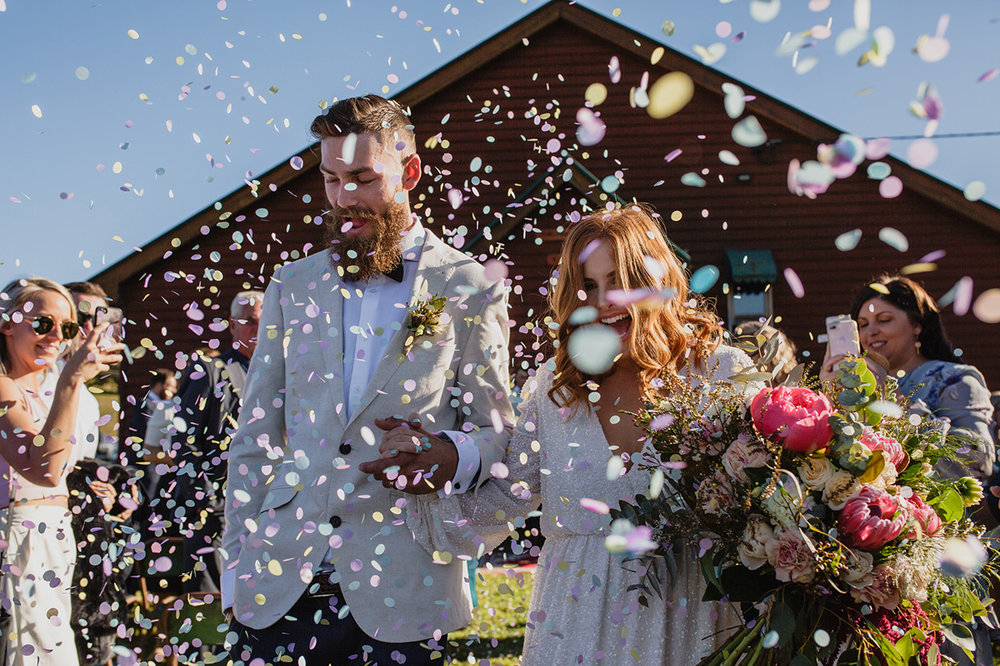 Cooroy & Noosa Destination Wedding Photographers - Sunshine Coast, Queensland, Australian Blog Confetti Photos