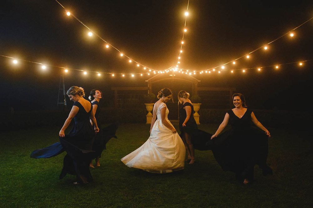 Stunning Flaxton Gardens Wedding Photographer - Queensland, Australian Blog Photography & Night Photos