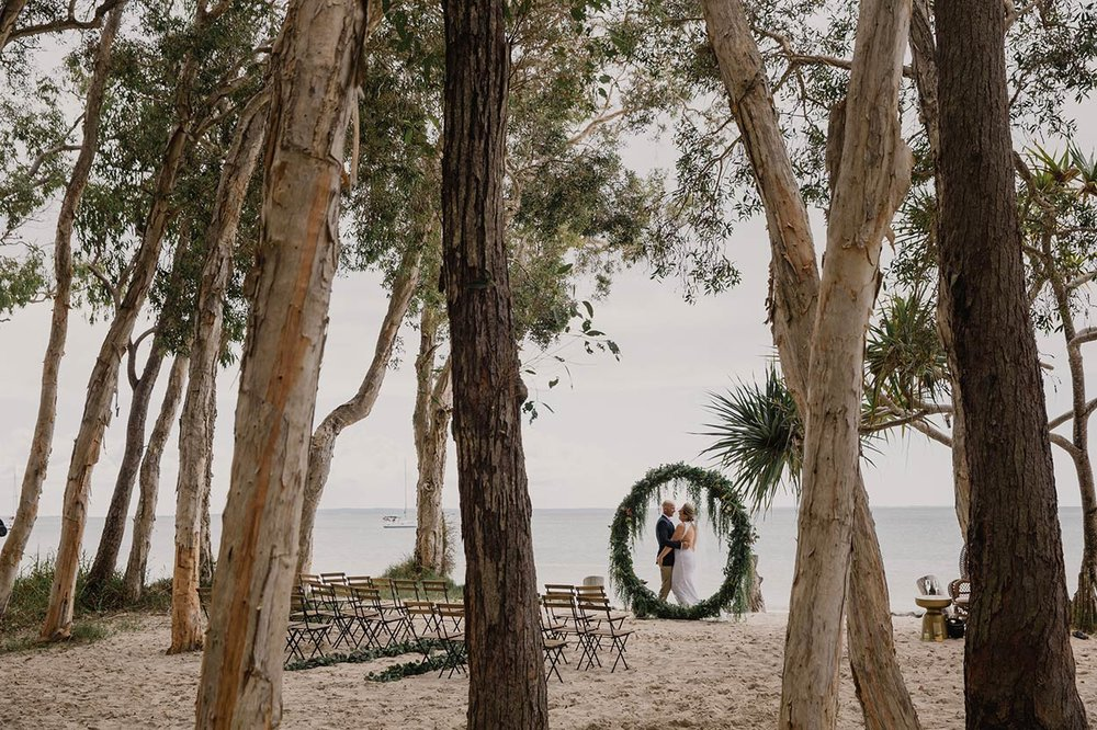 Kingfisher Bay Resort, Fraser Island Eco Wedding Destination Photographer Blog Pics - Sunshine Coast, Queensland, Australian