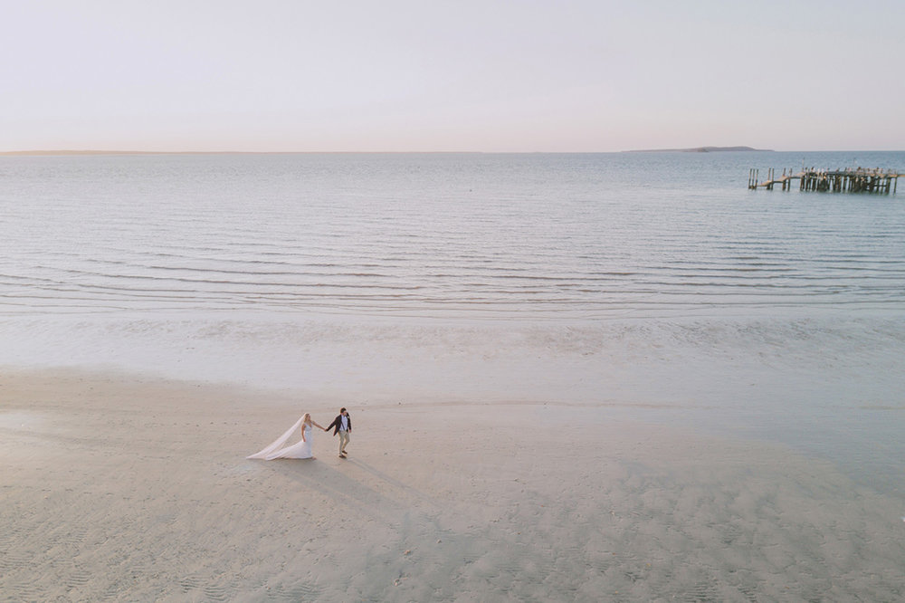 Noosa Pre Destination Wedding Photographer - Natural Sunshine Coast, Queensland, Australian Drone Packages