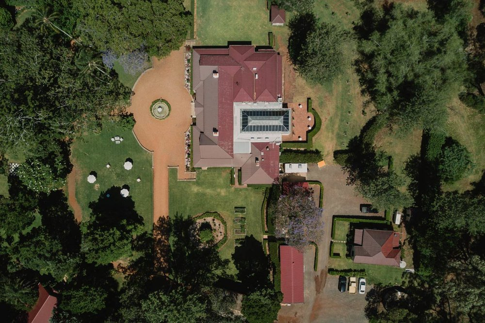 Pre Wedding Destination Photographers, Gabbinbar Homestead, Toowoomba - Sunshine, Queensland, Australian Drone Photos