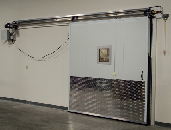 Cold Storage Door.jpg & Cold Storage Doors u2014 Rice Equipment Co. Loading Dock u0026 Door Service